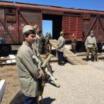 В Херсонской области воссоздали события 18 мая 1944 года